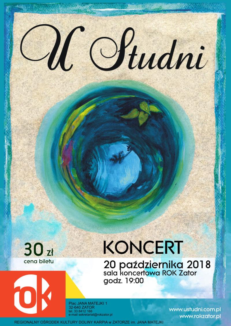 Koncert zespołu U Studni