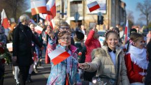 Obchody 100. rocznicy odzyskania przez Polskę niepodległości – Oświęcim 2018