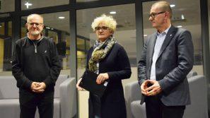 Spotkanie autorskie z Markiem Bieńczykiem w Miejskiej Bibliotece Publicznej w Oświęcimiu