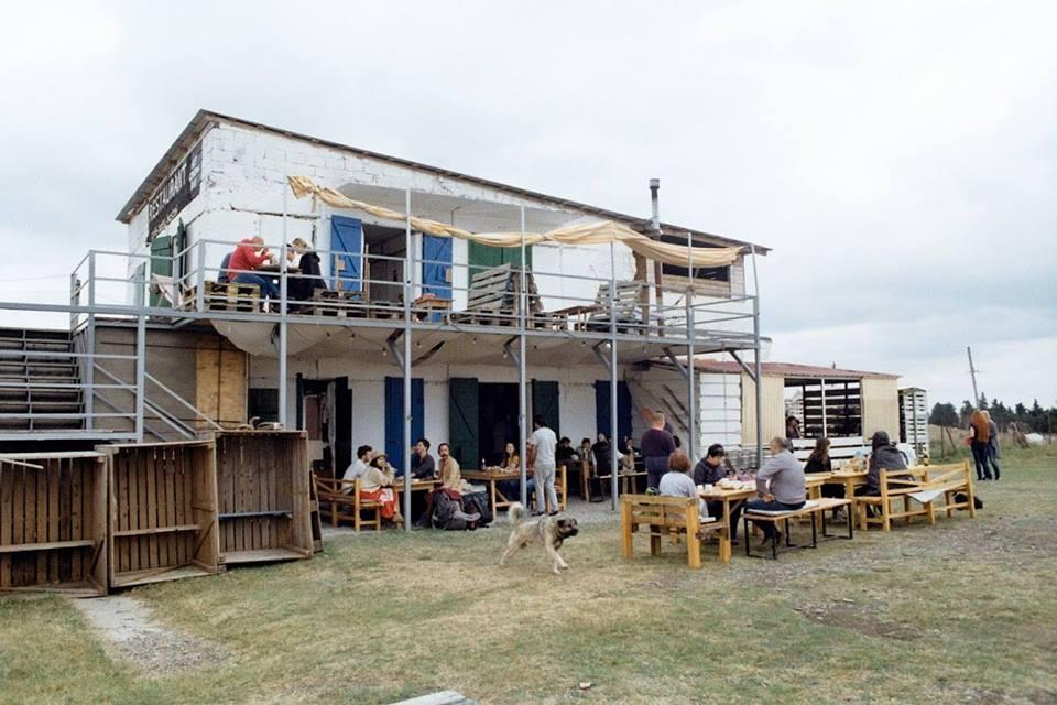 """,,Gruzja: Udabno – oaza na końcu świata"""" w Cafe Bergson w Oświęcimiu"""