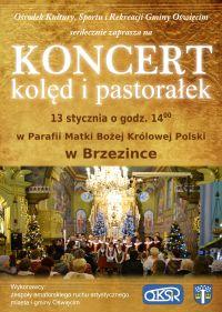 Koncert kolęd i pastorałek w Brzezince