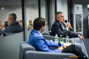 Spotkanie z Marcinem Kydryńskim w MBP Oświęcim