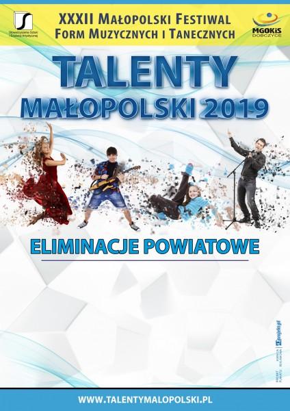 XXXII Festiwal Talenty Małopolski