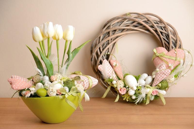 Wielkanocne Alleluja. Warsztaty dekoracyjne w MBP Oświęcim