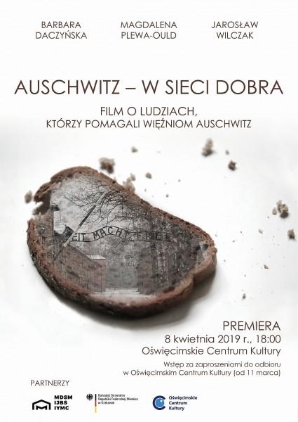 """,,Auschwitz – w sieci dobra"""" film"""