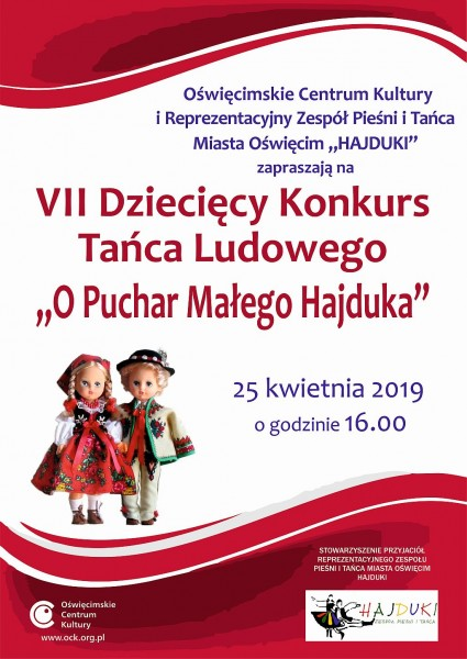 VII Dziecięcy Konkurs O Puchar Małego Hajduka