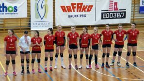 Ćwierćfinały Mistrzostw Polski Juniorek w piłce siatkowej – Oświęcim 2019