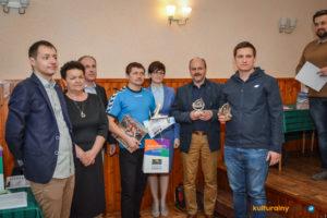 I Turniej Szachowy w Dolinie Karpia pod Patronatem Wójta Gminy Przeciszów
