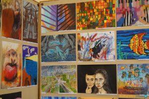 XVIII Ogólnopolskie Biennale Twórczości Dzieci i Młodzieży MDK Oświęcim 2019