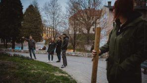 Inauguracja pierwszego ogrodu społecznego w Oświęcimiu!