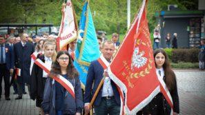 Święto Konstytucji 3 maja w Oświęcimiu