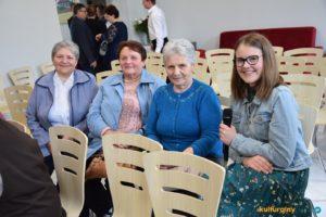 Otwarcie Domu Seniora w Łączanach