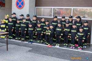 OSP w Zatorze startuje z Młodzieżową Drużyną Pożarniczą