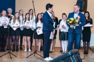 Koncert pieśni patriotycznej w Bobrku