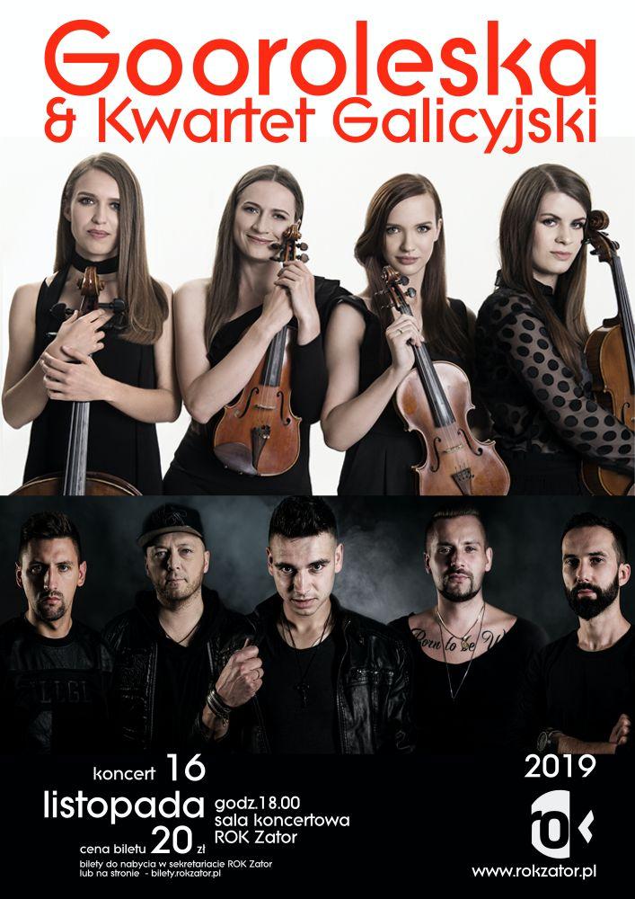 Gooroleska & Kwartet Galicyjski
