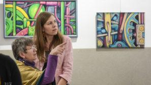 Nowa galeria sztuki w Przeciszowie