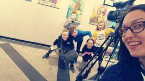 W Przeciszowie ruszyła młodzieżowa telewizja!